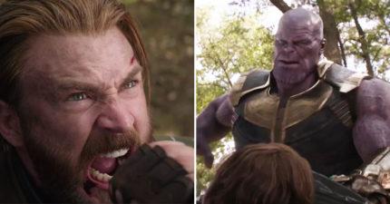 美隊原本下場「比鋼鐵人慘」?編劇爆《復4》暗黑版結局:薩諾斯「拎著他的人頭」來下戰帖!