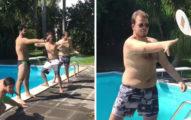 影/7位鮮肉在泳池變身「復仇者英雄」!「經典姿勢+超帥特效」網讚爆:索爾根本神還原