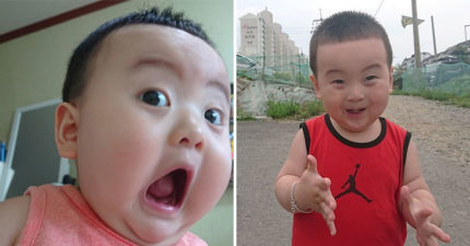 媽媽狂PO「表情帝寶寶」的喜感日常 「超浮誇表情」全網瘋傳…每張都可以做梗圖!