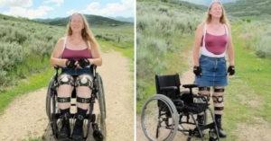 61歲婦女「四肢健全」卻堅持坐輪椅 她曝光「另類夢想」惹怒全網:不好笑