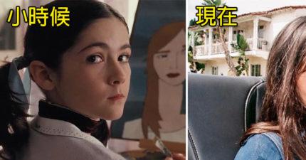 《孤兒怨》女主角長大了!10年從「血腥蘿莉→陽光美少女」氣質完全不一樣