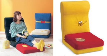萌到翻的「迪士尼懶人小沙發」被瘋搶 一物多用「秒變單人床」超實用!