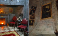 《哈利波特》粉絲做出「超仿真霍格華茲」 1年去「100多次二手店」完美做出魔法交誼廳