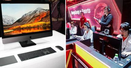 蘋果擴展電境市場?傳將推「15萬遊戲桌機」裡面零件全用MIT!