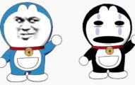 網友玩起「惡搞哆啦A夢」畫畫比賽 獵奇模樣居然「被3D化」童年崩壞了!