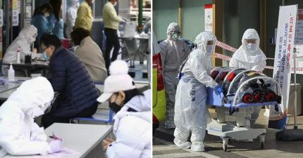 南韓一夜「暴增161確診」累積763人感染 「再添第7死」連軍隊也失守