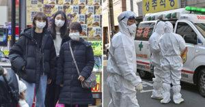 南韓確診破2千!境內武肺「新增256例」疫情控制不住 美韓軍演確定延期