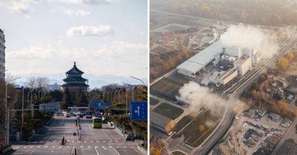 中國疫情延燒「城市全空」碳排放量「少1億噸」 相當智利一整年的量!