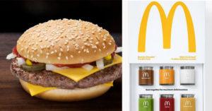 麥當勞把漢堡做成「香氛蠟燭」慶生日 6種口味一起燒最美味!