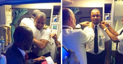他奮鬥24年從「日薪16元清潔員→機長」 他點出關鍵:把挫折當機會!