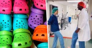Crocs宣布「每天送1萬雙新鞋」慰勞醫護:換我們來照顧你!
