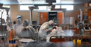 義大利驚爆「8千醫護」確診新冠肺炎 已有「63醫生」為人民犧牲!
