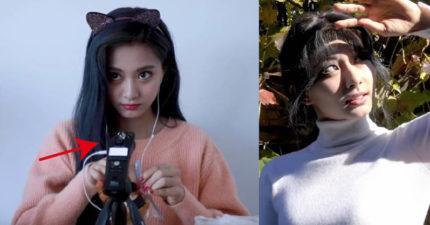 子瑜拍個人寫真「男友視角」超誘人 又上傳「ASMR」粉絲暴動:好害羞!