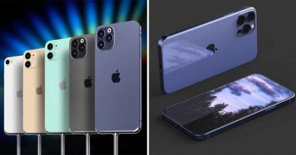 少女必買!網傳iPhone 12將推出「霧粉莓果色」比夜幕綠還美❤