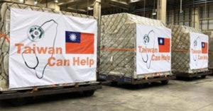 外交部發「千萬口罩照」準備援助 國外網友湧推特:謝謝台灣!