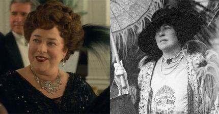 17位《鐵達尼號》真實人物 「只出現一幕的夫人」才是大英雄!