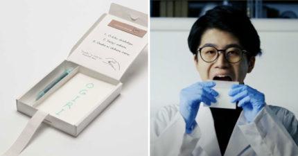 日本推「不會聽到屁聲」的噪音紙 遮羞完「直接吃掉」超香!