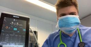 戴口罩會吸不到氧氣?帥哥醫生「實測狂疊6片」打臉藉口人!