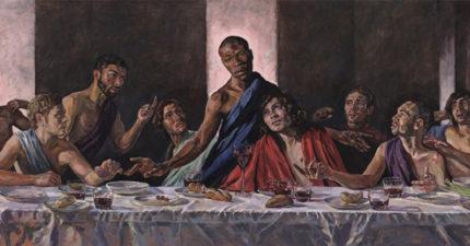 藝術家「把耶穌變黑人」宣傳平等 也準備出「亞洲上帝」版本