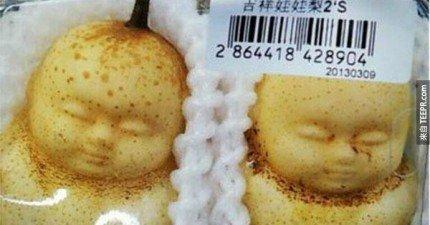 這些「娃娃」梨比你想像中還要恐怖。你敢吃嗎?!