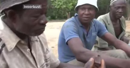 可可豆農夫第一次吃巧克力