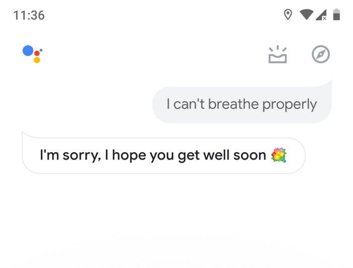 网友跟siri求救「我不能呼吸」,居然意外发现siri有时候也是会见死不救的!