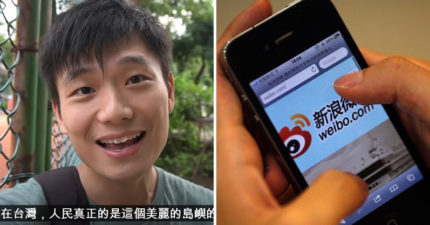 中國網紅拍片大讚「台灣很自由」 3天後「被直接封口」下場超慘
