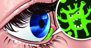 常常有眼屎?可能眼睛是生病了 眼屎生成卻和「保護機制」有關