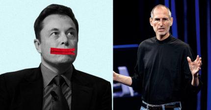 聊天時「故意讓對方尷尬」才會成功?馬斯克、賈伯斯超愛用「沉默法則」