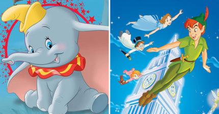 迪士尼動畫涉「歧視、定型」多部經典被下架 《小飛俠》也不能看!