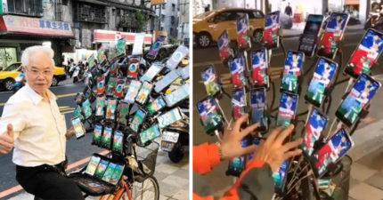 寶可夢阿北「72支手機同時抓寶」 1個月「超狂電話費」曝光