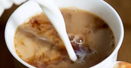 一直都做錯?教授解釋「泡茶先加奶」會更好喝:水影響茶的味道