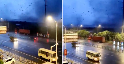 影/武漢突遭「龍捲風襲擊」造成嚴重傷亡!網看影片嚇壞:像電影特效