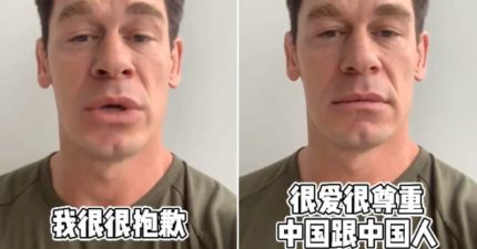 受訪稱「台灣是國家」 《玩命關頭9》男星用中文狂道歉:我很愛中國人