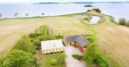 丹麥「夢幻島屋」出售!完美防疫選擇 網看價錢興奮:一起當島主!